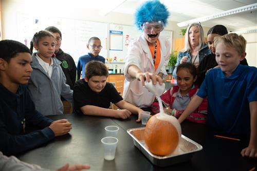 Activities and Resources - Science Experiment