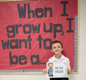 When I Grow Up student picture