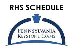 Keystone Exam Schedule