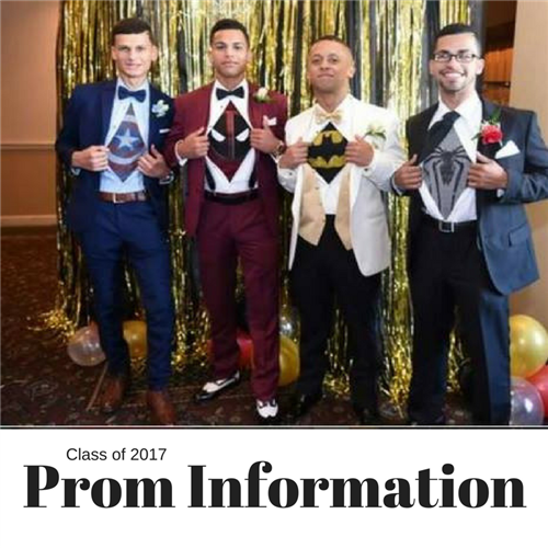 Prom Information