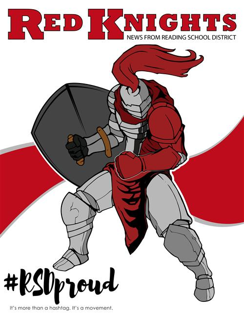 Red Knight Newsletter Cover